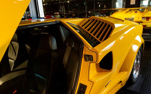 Lamborghini  Countach  Anniversary25