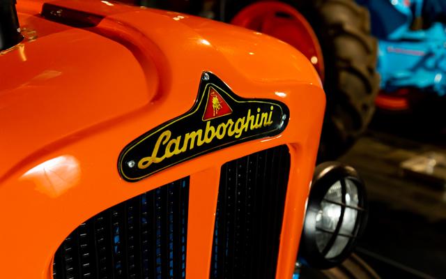 Lamborghini  Tractor 2R